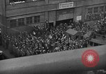 Image of Woodrow Wilson traveling to Paris Peace Conference Hoboken New Jersey USA, 1918, second 16 stock footage video 65675042490