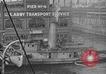 Image of Woodrow Wilson traveling to Paris Peace Conference Hoboken New Jersey USA, 1918, second 31 stock footage video 65675042490