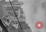 Image of Woodrow Wilson traveling to Paris Peace Conference Hoboken New Jersey USA, 1918, second 37 stock footage video 65675042490