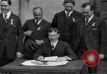 Image of Newton D Baker United States USA, 1918, second 42 stock footage video 65675042491