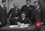 Image of Newton D Baker United States USA, 1918, second 43 stock footage video 65675042491
