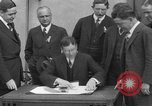 Image of Newton D Baker United States USA, 1918, second 48 stock footage video 65675042491