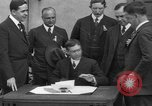 Image of Newton D Baker United States USA, 1918, second 57 stock footage video 65675042491