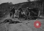 Image of American soldiers France, 1918, second 37 stock footage video 65675042494