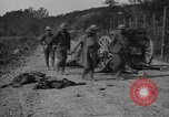 Image of American soldiers France, 1918, second 38 stock footage video 65675042494