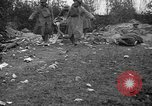 Image of American soldiers France, 1918, second 47 stock footage video 65675042494