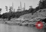 Image of Puget Sound coastline in early 1900s Tacoma Washington USA, 1917, second 20 stock footage video 65675042499