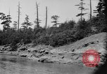 Image of Puget Sound coastline in early 1900s Tacoma Washington USA, 1917, second 24 stock footage video 65675042499