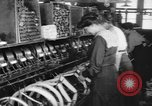 Image of lace making textile factory looms at work United States USA, 1917, second 8 stock footage video 65675042502
