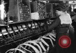 Image of lace making textile factory looms at work United States USA, 1917, second 12 stock footage video 65675042502