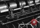 Image of lace making textile factory looms at work United States USA, 1917, second 15 stock footage video 65675042502
