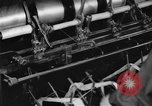 Image of lace making textile factory looms at work United States USA, 1917, second 16 stock footage video 65675042502