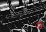 Image of lace making textile factory looms at work United States USA, 1917, second 19 stock footage video 65675042502