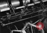 Image of lace making textile factory looms at work United States USA, 1917, second 25 stock footage video 65675042502