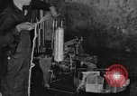 Image of lace making textile factory looms at work United States USA, 1917, second 38 stock footage video 65675042502