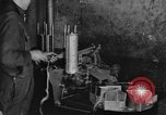Image of lace making textile factory looms at work United States USA, 1917, second 40 stock footage video 65675042502