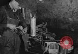 Image of lace making textile factory looms at work United States USA, 1917, second 43 stock footage video 65675042502