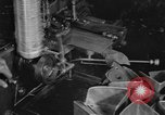 Image of lace making textile factory looms at work United States USA, 1917, second 45 stock footage video 65675042502