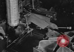 Image of lace making textile factory looms at work United States USA, 1917, second 46 stock footage video 65675042502