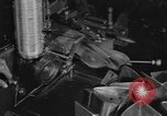Image of lace making textile factory looms at work United States USA, 1917, second 49 stock footage video 65675042502