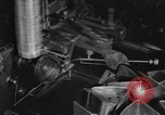 Image of lace making textile factory looms at work United States USA, 1917, second 51 stock footage video 65675042502