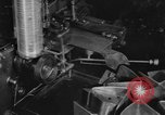 Image of lace making textile factory looms at work United States USA, 1917, second 52 stock footage video 65675042502