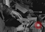 Image of lace making textile factory looms at work United States USA, 1917, second 54 stock footage video 65675042502