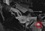 Image of lace making textile factory looms at work United States USA, 1917, second 55 stock footage video 65675042502