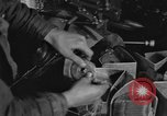 Image of lace making textile factory looms at work United States USA, 1917, second 58 stock footage video 65675042502