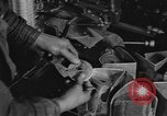 Image of lace making textile factory looms at work United States USA, 1917, second 59 stock footage video 65675042502