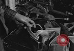 Image of lace making textile factory looms at work United States USA, 1917, second 60 stock footage video 65675042502