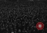 Image of public meeting Berlin Germany, 1923, second 49 stock footage video 65675042507