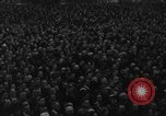 Image of public meeting Berlin Germany, 1923, second 50 stock footage video 65675042507