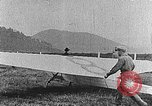 Image of gliders Clermont Ferrand France, 1922, second 10 stock footage video 65675042525