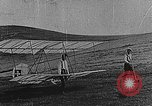 Image of gliders Clermont Ferrand France, 1922, second 12 stock footage video 65675042525