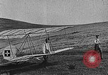 Image of gliders Clermont Ferrand France, 1922, second 13 stock footage video 65675042525