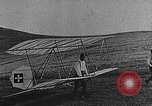 Image of gliders Clermont Ferrand France, 1922, second 14 stock footage video 65675042525