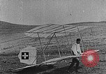 Image of gliders Clermont Ferrand France, 1922, second 15 stock footage video 65675042525