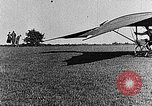 Image of gliders Clermont Ferrand France, 1922, second 24 stock footage video 65675042525