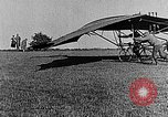 Image of gliders Clermont Ferrand France, 1922, second 25 stock footage video 65675042525
