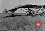 Image of gliders Clermont Ferrand France, 1922, second 26 stock footage video 65675042525