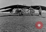 Image of gliders Clermont Ferrand France, 1922, second 28 stock footage video 65675042525