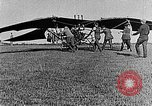 Image of gliders Clermont Ferrand France, 1922, second 29 stock footage video 65675042525