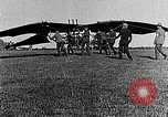 Image of gliders Clermont Ferrand France, 1922, second 31 stock footage video 65675042525