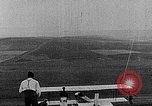 Image of gliders Clermont Ferrand France, 1922, second 40 stock footage video 65675042525