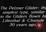 Image of gliders Germany, 1922, second 46 stock footage video 65675042526