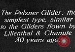 Image of gliders Germany, 1922, second 49 stock footage video 65675042526