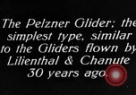 Image of gliders Germany, 1922, second 52 stock footage video 65675042526