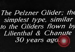 Image of gliders Germany, 1922, second 57 stock footage video 65675042526