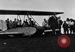 Image of Bavarian Club biplane Germany, 1922, second 10 stock footage video 65675042527